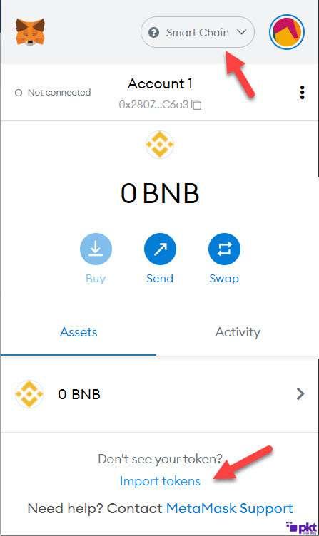 BNB Smart Chain