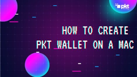 How to Create PKT Wallet On Mac