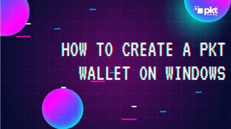 How to Create a PKT Wallet on Windows