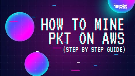 How to Mine PKT on Amazon Web Services
