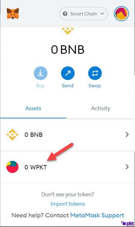wPKT Icon